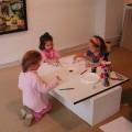 Exposition d'Anto: activités de samedi